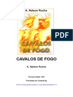 A. Nelson Rocha - Cavalos de Fogo.doc
