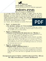 FLYER Ibacom Collection Inedits Enel