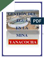 Informe Cajamarca- Mina Yanacocha