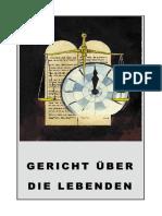 Frederic T. Wright GERICHT ÜBER DIE LEBENDEN