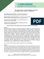 A SALA DE AULA COMO ESPAÇO PARA AS DISCUSSÕES  RELACIONADAS ÀS QUESTÕES AMBIENTAIS DA CAATINGA NORDESTINA .pdf