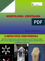 TEMA 2-. Morfología Cristalina