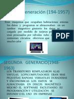 Primera Generación (194-1957)