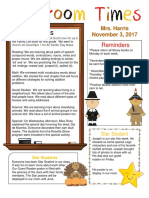 nov  3 newsletter