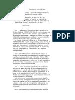 Decreto 4110 de 2004