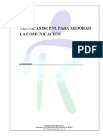13.-Material de Lectura ComplementarioTecnicas de PNL PARA MEJORAR LA COMUNICACION