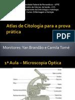 Atlas de Citologia