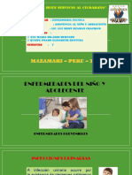 Enfermedades Prevenibles Del Niño y Adolecente