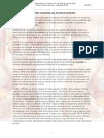 Síntesis de La Anatomía Funcional Del Aparato Urinario
