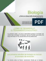 Principio de La Evolucion - Kevin Solorzano-harold Delgado c.- Jorge Rodriguez q