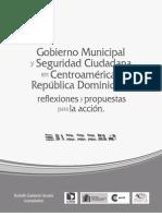 Gobierno Municipal y Seguridad Ciudadana