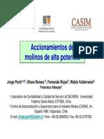 02-Accionamientos de Molinos de Alta Potencia_Jorge Pontt_CASIM