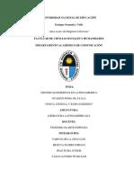 Nueva Cronica y Buen Gobierno - Monografia