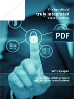 Pitfalls of Typical Physical Access Control Systems White Paper