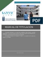 Manual de Titulación 2014esm