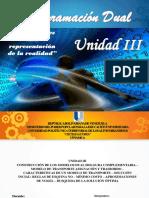 Programacion Dual Unidad III-IV Definitiva