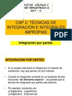 8 Integración Por Partes