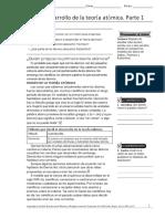 Desarrollo de la teoría atómica. Parte 1.pdf