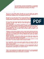 Declaración Completa de Josef Fritzl
