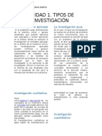 UNIDAD 1 Taller de Investigacion 2