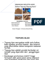 Presentation Tepung Ikan