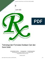 Teknologi Dan Formulasi Sediaan Cair Dan Semi Solid _ Restika_virgieBlog