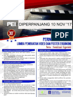 Lomba Video Dan Poster REV2