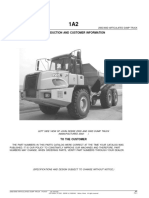 250d-300d Articulated Dump Truck Man-2002