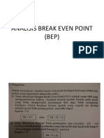ANALISIS BREAK EVEN POINT.ppt