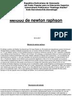 Newton Rapshon