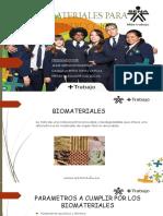Biomateriales Para Construccion