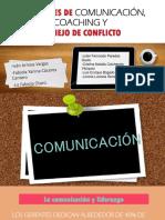 Habilidades de Comunicación, Coaching y Manejo De