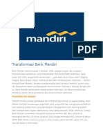 Transformasi Bank Mandiri SAEFUL, YEREMIA