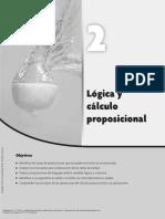 Matemáticas Discretas Aplicaciones y Ejercicios ---- (Pg 30--40)