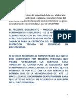 PLAN_CONTIGENCIA_MODELO DS-058-2014-PCM Certificado Inspección Técnica de Seguridad Edificaciones.pdf