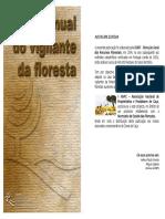 Manual Vigilante Floresta