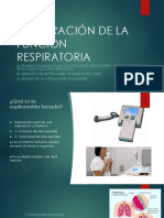 Dx Respiratorio