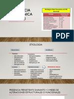 Insuficiencia Renal Crónica (IRC