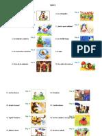 Lecturas de 1er Grado (Pronalees 1996-2008)