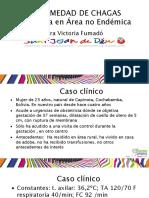 107.Casos Clinicos en Patologia Importada.chagas