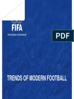 Trends in Modern Football UEFA