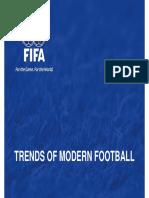 Trends in Modern Football UEFA