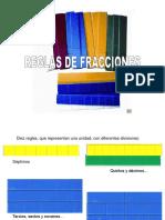 Fracciones [Regletas]