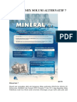 Mineral Mix Solusi Alternatif