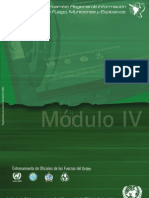 Módulo IV Apéndice 1 - Investigación e Inteligencia
