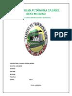 Universidad Autónoma Gabriel Rene Moreno