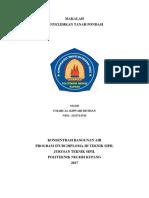 Makalah Penyelidikan Tanah Pondasi Politeknik Negeri Kupang