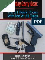 Everyday Carry Gear.pdf