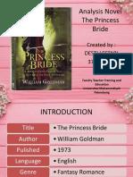 Analysis Novel the Princess Bride DESTI