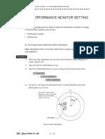 Performance Monitor Setting